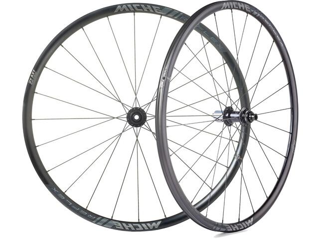 Miche Reflex DX Disc Wheel Set 622-19C Clincher TLR for Shimano